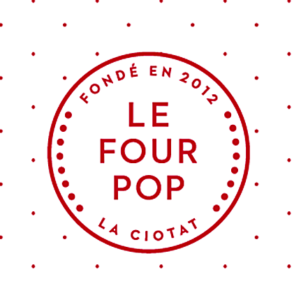 LOGO FOUR POP